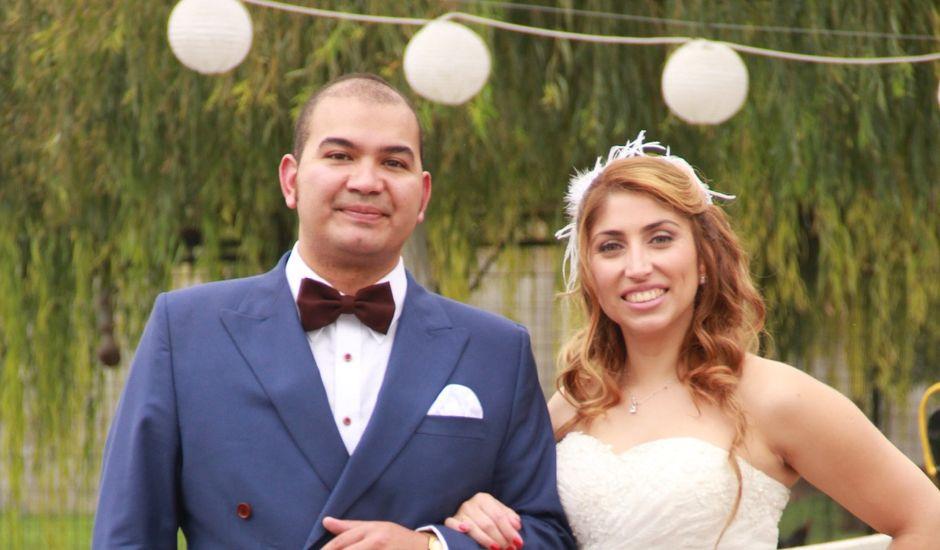 El matrimonio de Nicolás y Camila en Lampa, Chacabuco