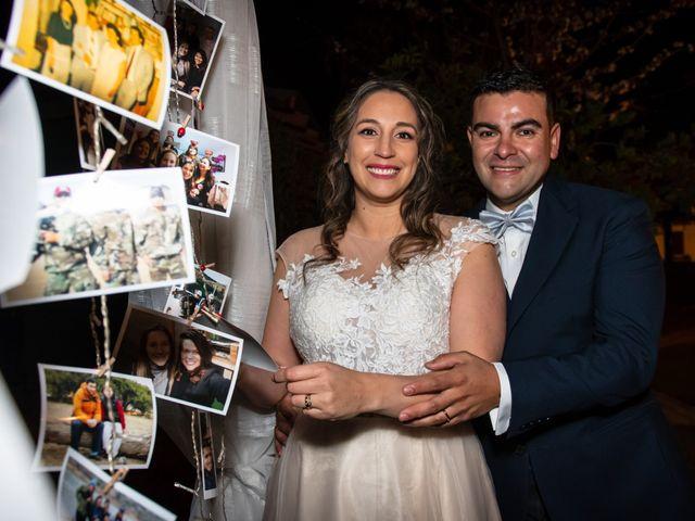El matrimonio de Marco y Claudia