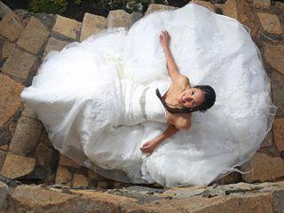 El matrimonio de Carolina y Gian Franco 3