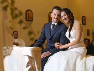 El matrimonio de Carolina y Gian Franco