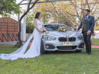 El matrimonio de M. Fran  y G. Carlo