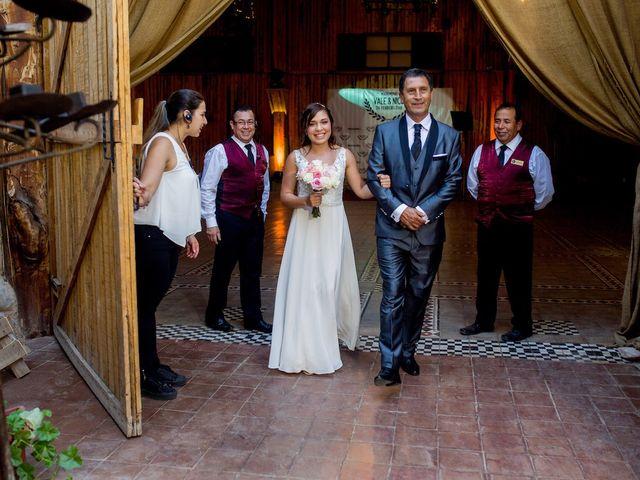 El matrimonio de Nicolás y Valentina en Talagante, Talagante 26