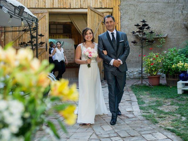 El matrimonio de Nicolás y Valentina en Talagante, Talagante 27