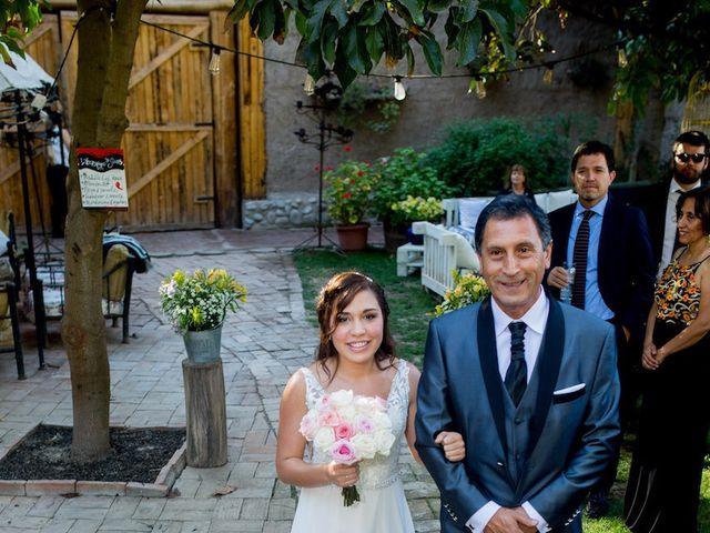 El matrimonio de Nicolás y Valentina en Talagante, Talagante 28