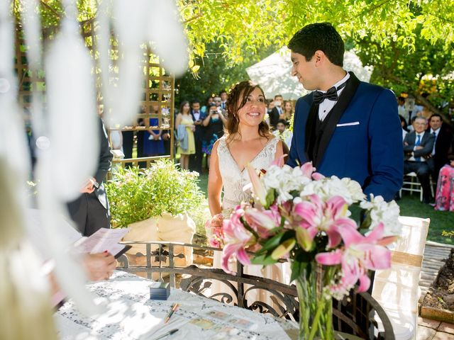El matrimonio de Nicolás y Valentina en Talagante, Talagante 29