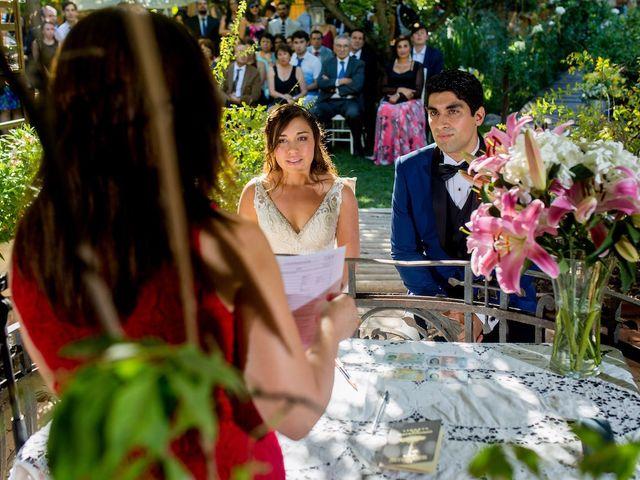 El matrimonio de Nicolás y Valentina en Talagante, Talagante 31
