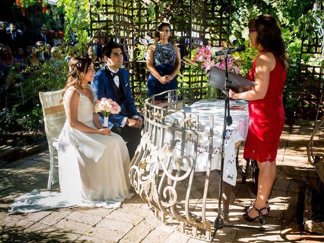 El matrimonio de Nicolás y Valentina en Talagante, Talagante 33