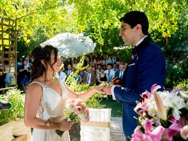 El matrimonio de Nicolás y Valentina en Talagante, Talagante 34