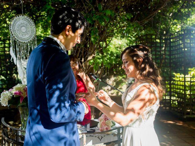 El matrimonio de Nicolás y Valentina en Talagante, Talagante 35