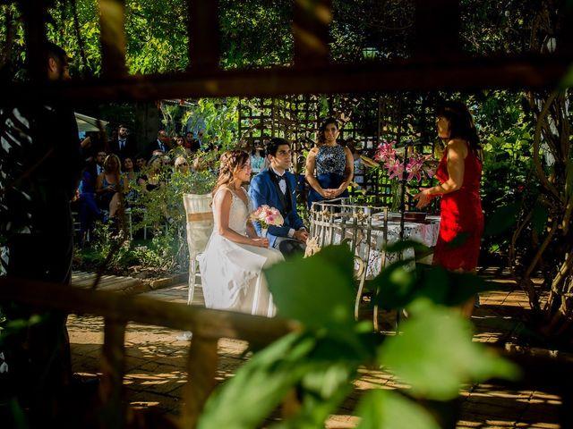 El matrimonio de Nicolás y Valentina en Talagante, Talagante 36