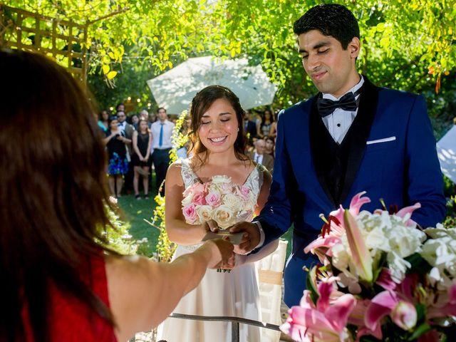 El matrimonio de Nicolás y Valentina en Talagante, Talagante 38