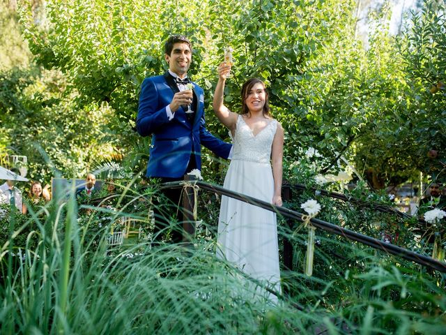 El matrimonio de Nicolás y Valentina en Talagante, Talagante 40
