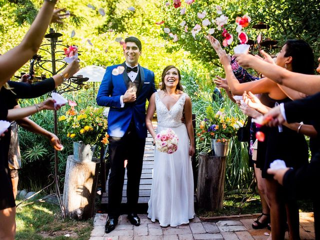 El matrimonio de Nicolás y Valentina en Talagante, Talagante 42
