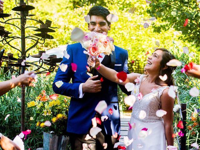 El matrimonio de Nicolás y Valentina en Talagante, Talagante 43
