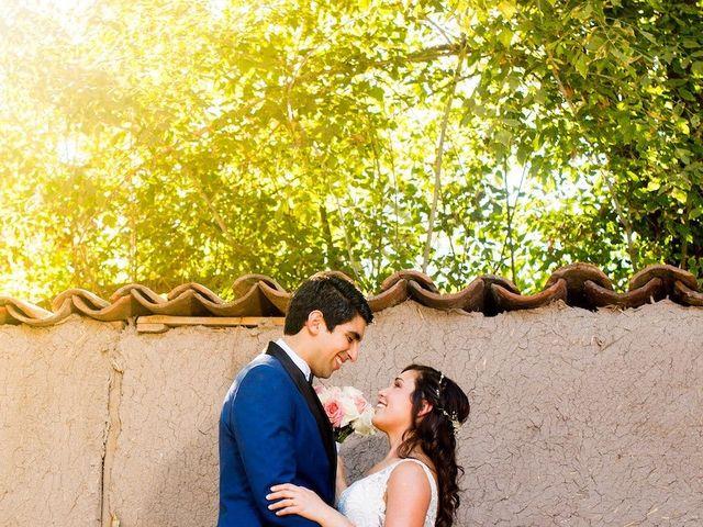 El matrimonio de Nicolás y Valentina en Talagante, Talagante 44