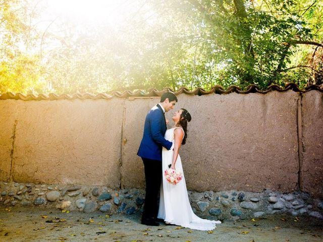 El matrimonio de Nicolás y Valentina en Talagante, Talagante 45