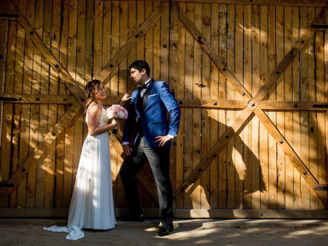 El matrimonio de Nicolás y Valentina en Talagante, Talagante 46