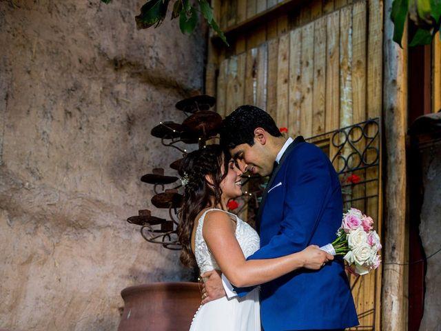 El matrimonio de Nicolás y Valentina en Talagante, Talagante 47