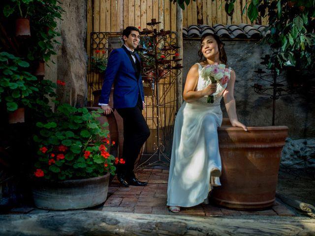 El matrimonio de Nicolás y Valentina en Talagante, Talagante 53