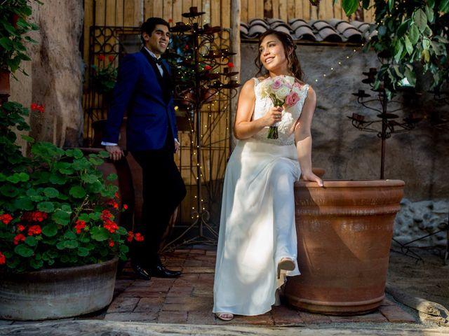 El matrimonio de Nicolás y Valentina en Talagante, Talagante 54