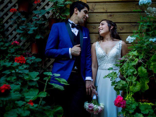 El matrimonio de Nicolás y Valentina en Talagante, Talagante 56