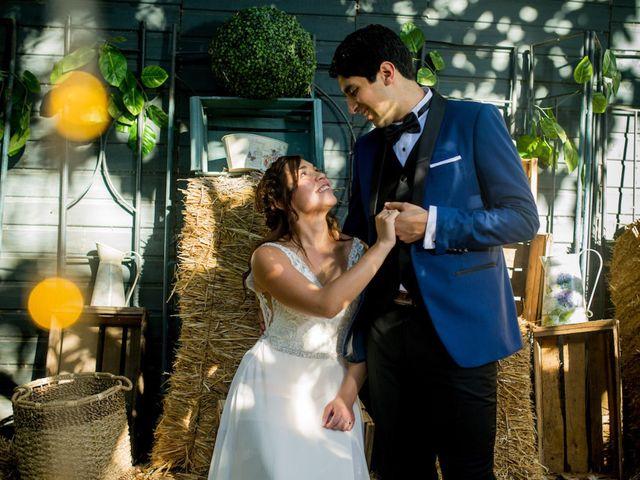 El matrimonio de Nicolás y Valentina en Talagante, Talagante 57