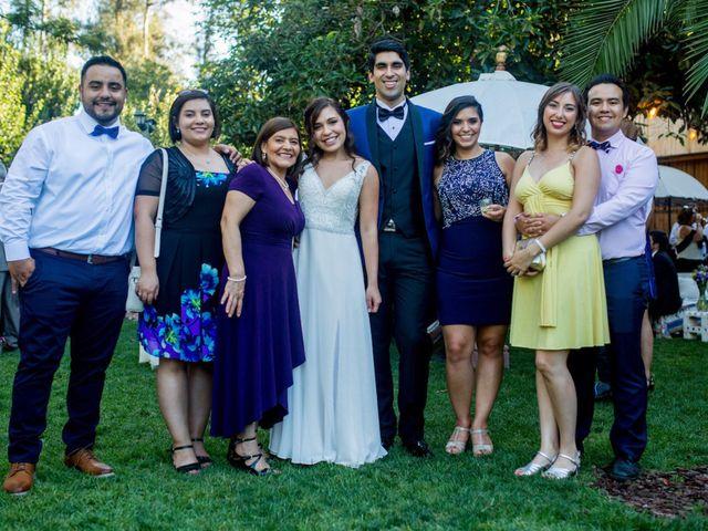 El matrimonio de Nicolás y Valentina en Talagante, Talagante 65