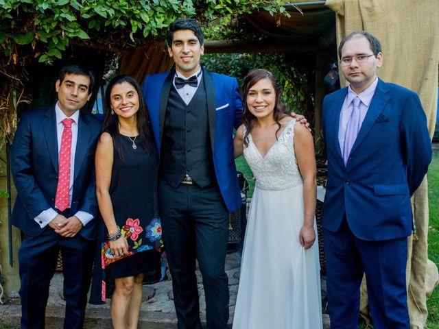 El matrimonio de Nicolás y Valentina en Talagante, Talagante 66