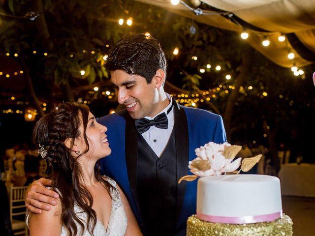 El matrimonio de Nicolás y Valentina en Talagante, Talagante 72