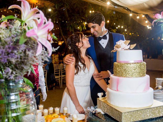 El matrimonio de Nicolás y Valentina en Talagante, Talagante 73