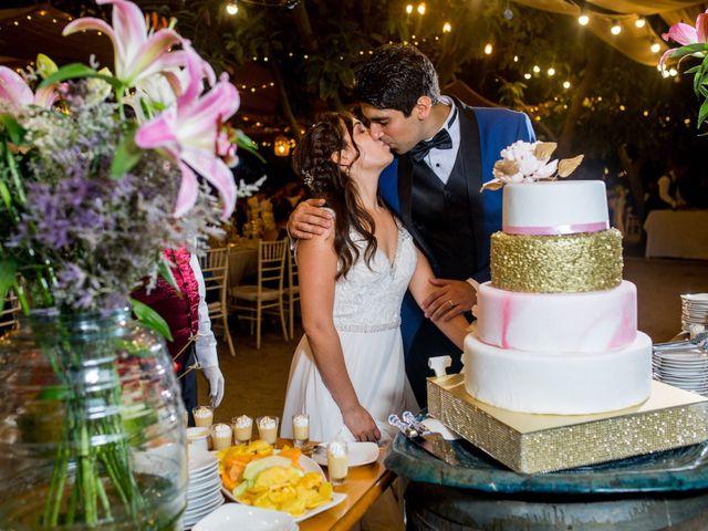 El matrimonio de Nicolás y Valentina en Talagante, Talagante 74