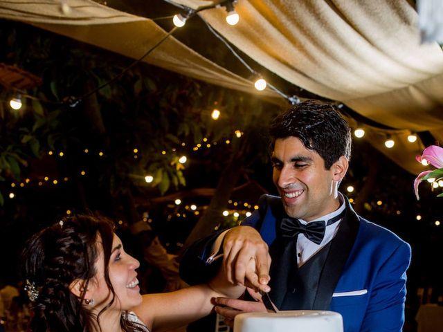 El matrimonio de Nicolás y Valentina en Talagante, Talagante 75