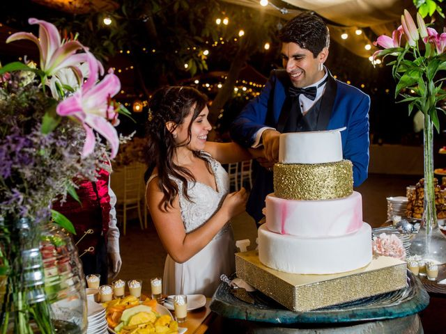 El matrimonio de Nicolás y Valentina en Talagante, Talagante 76