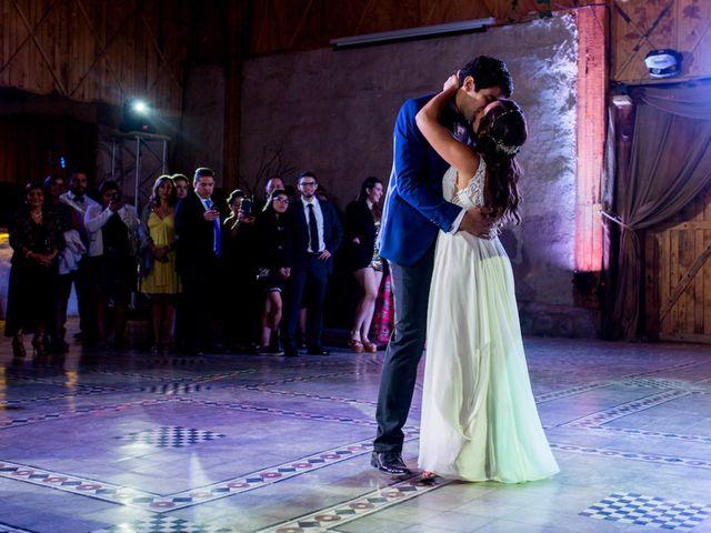 El matrimonio de Nicolás y Valentina en Talagante, Talagante 77