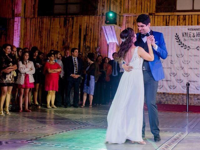 El matrimonio de Nicolás y Valentina en Talagante, Talagante 78