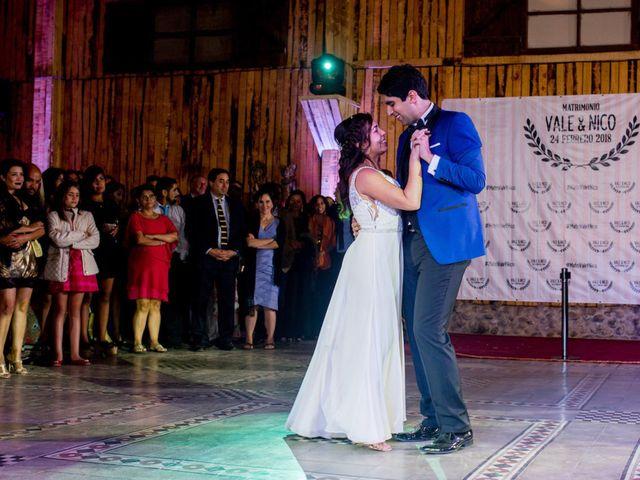 El matrimonio de Nicolás y Valentina en Talagante, Talagante 79
