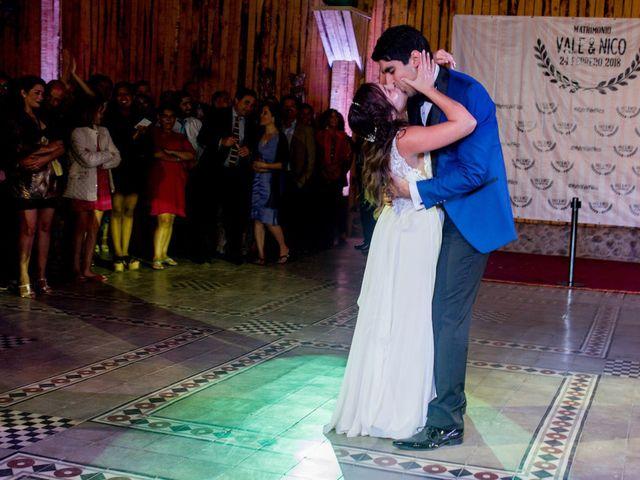 El matrimonio de Nicolás y Valentina en Talagante, Talagante 80