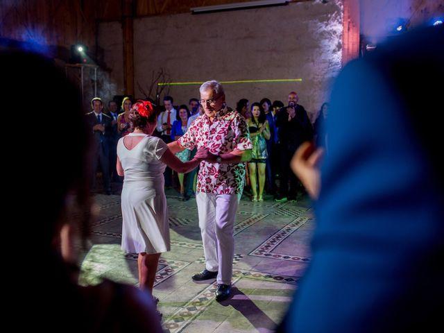 El matrimonio de Nicolás y Valentina en Talagante, Talagante 84