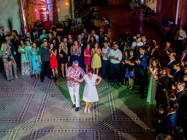 El matrimonio de Nicolás y Valentina en Talagante, Talagante 86