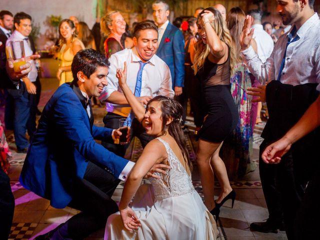 El matrimonio de Nicolás y Valentina en Talagante, Talagante 90