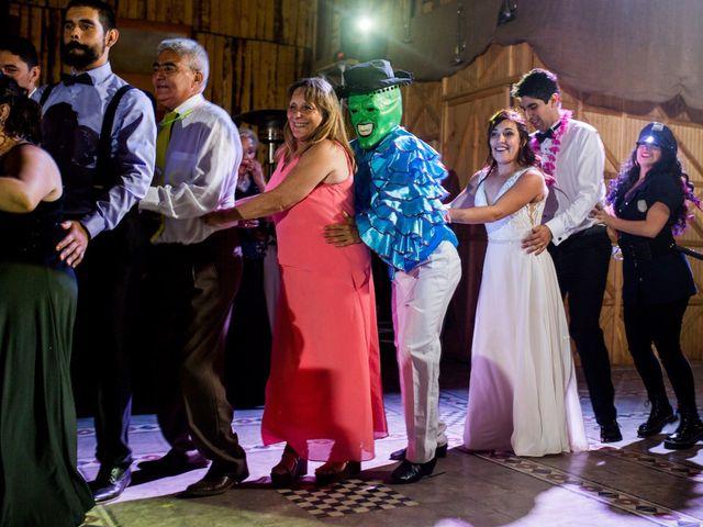 El matrimonio de Nicolás y Valentina en Talagante, Talagante 98