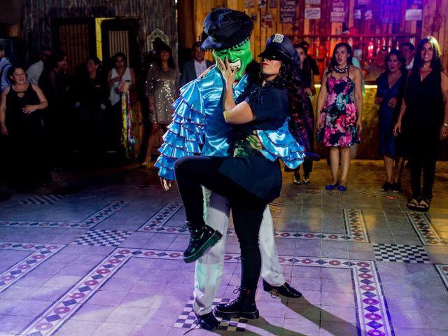 El matrimonio de Nicolás y Valentina en Talagante, Talagante 100