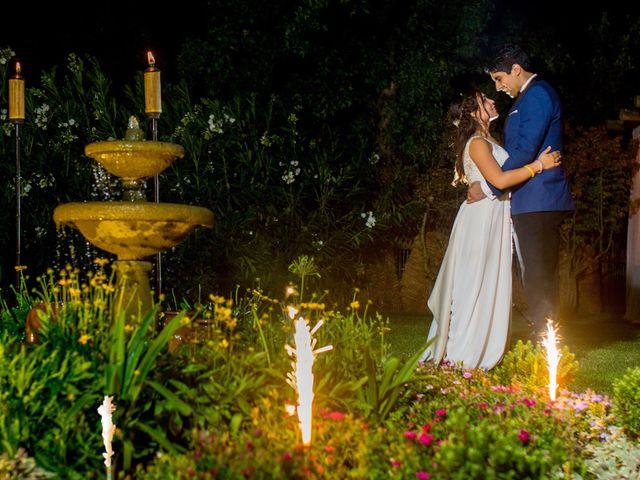 El matrimonio de Nicolás y Valentina en Talagante, Talagante 109