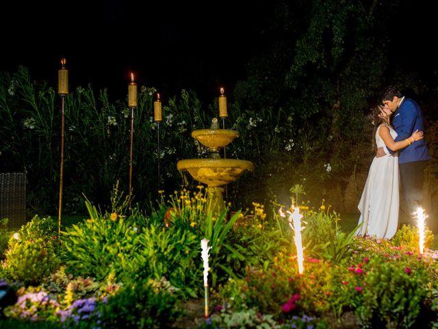 El matrimonio de Nicolás y Valentina en Talagante, Talagante 110