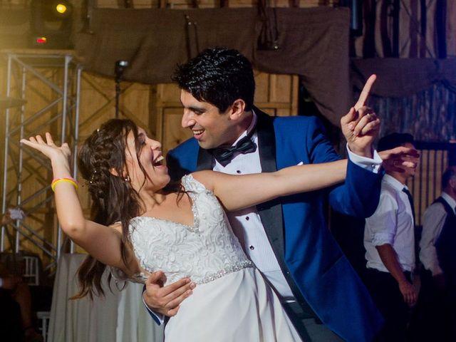 El matrimonio de Nicolás y Valentina en Talagante, Talagante 113