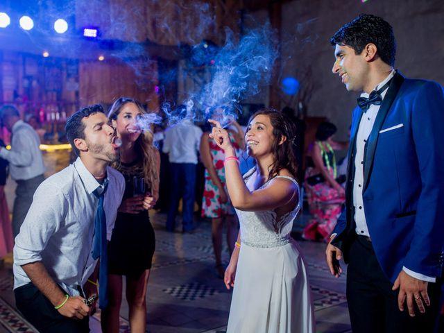 El matrimonio de Nicolás y Valentina en Talagante, Talagante 114