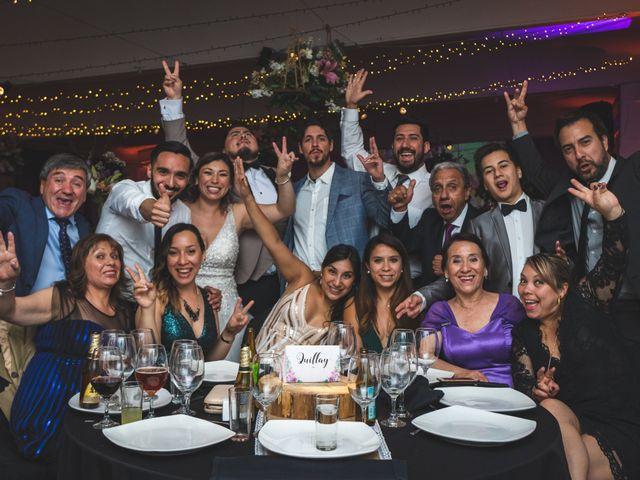 El matrimonio de Jorge y Natalia en La Florida, Santiago 3