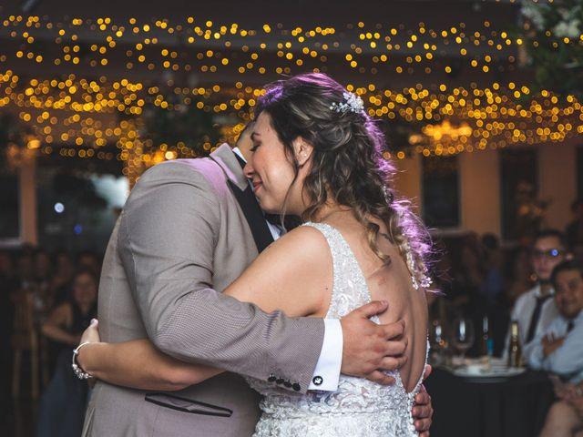 El matrimonio de Jorge y Natalia en La Florida, Santiago 6