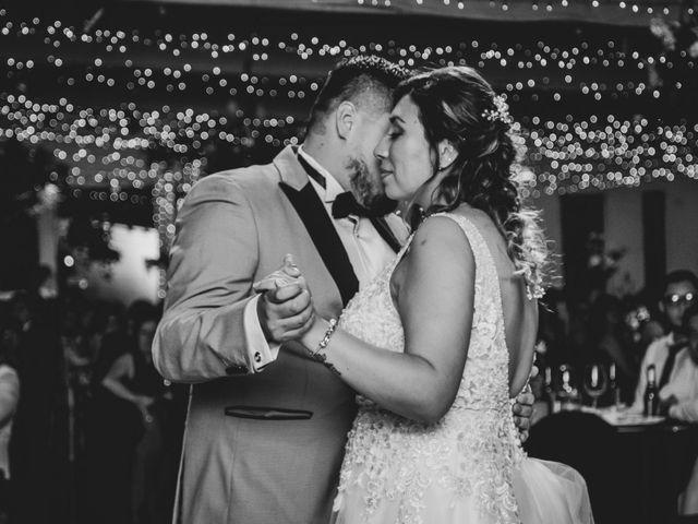 El matrimonio de Jorge y Natalia en La Florida, Santiago 7