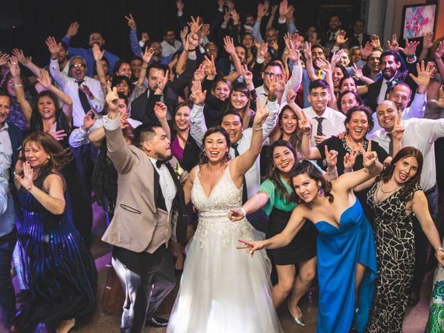 El matrimonio de Jorge y Natalia en La Florida, Santiago 8